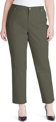 Gloria Vanderbilt Plus Size Amanda Classic Tapered Jeans