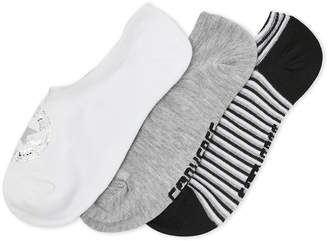 Converse 3-Pack Ultra-Low Socks