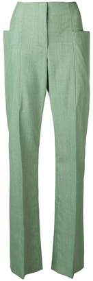 Victoria Beckham side pocket trousers