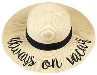 Lets Accessorize Floppy Sun Hat