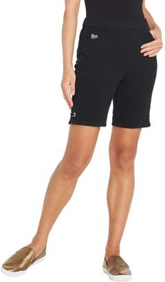 Factory Quacker DreamJeannes Pull-On Shorts with Sparkle Grommet