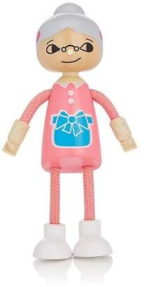 Hape Toys Modern Family Grandma Toy