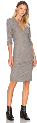James Perse Henley Dress $245 thestylecure.com
