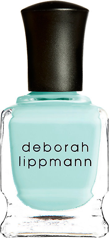 Deborah Lippmann Women's Flowers in Her Hair Nail Polish-TURQUOISE
