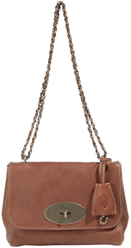 Mulberry Oak Lily Bag Natural Veg Tanned