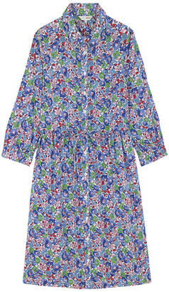 Cath Kidston Fearne Welham Flowers Shirt Dress