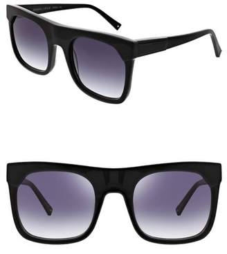 KENDALL + KYLIE Kendall & Kylie Women's Roxanne Oversized Square Sunglasses