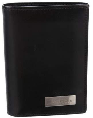 Fendi Vintage Leather Wallet