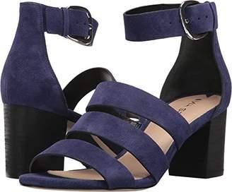 Via Spiga Women's Carys Block Heel Sandal Heeled