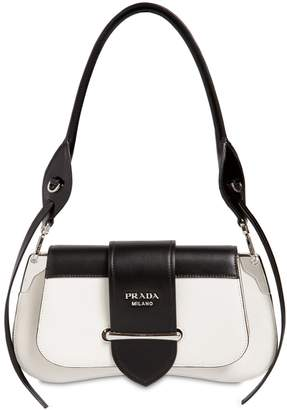 e0c9a89cb7 Prada White Leather Bags For Women - ShopStyle UK