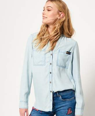 Superdry Tencel Shirt