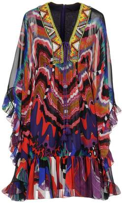 Roberto Cavalli Short dresses - Item 34833175