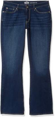 Levi's Gold Label Women's Curvy Bootcut Jeans