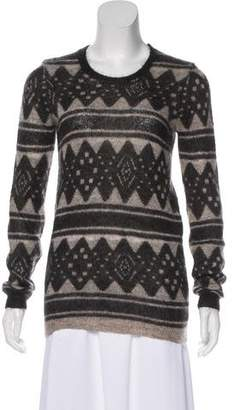 Isabel Marant Abstract Pattern Sweater