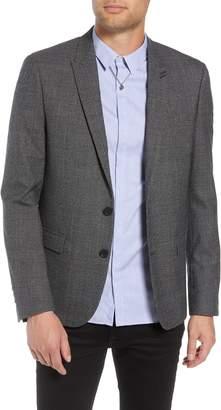 The Kooples Slim Fit Wool Blazer