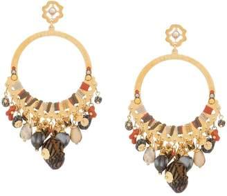 Gas Bijoux Cecile earrings