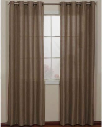 Asstd National Brand Lancer Grommet-Top Curtain Panel