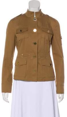 Tory Burch Lightweight Button-Up Jacket