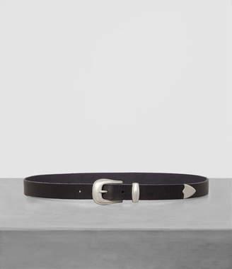 AllSaints Wyatt Leather Belt