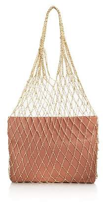 Loeffler Randall Adrienne Net Shoulder Bag
