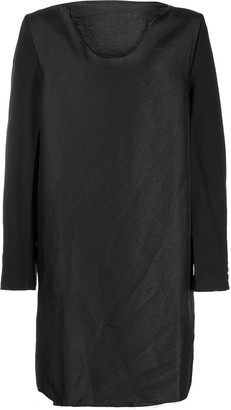 Comme des Garcons contrasting sleeve long sweatshirt