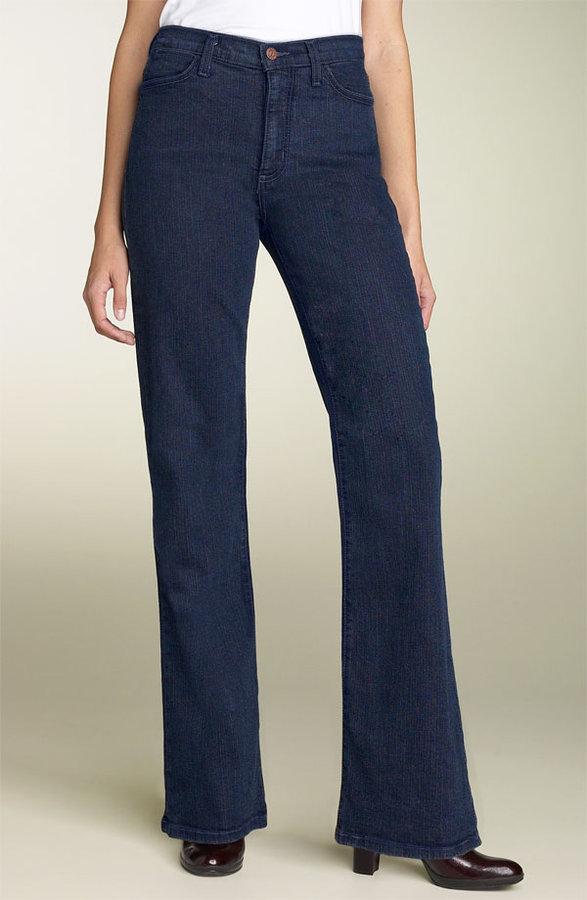 NYDJ Bootcut Stretch Jeans (Long)