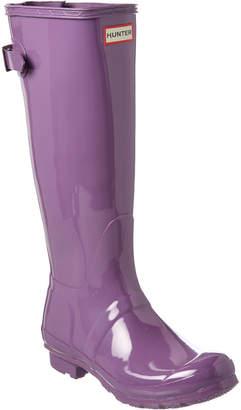 Hunter Women's Original Adjustable Gloss Boot