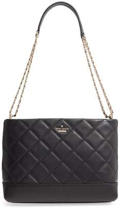 Kate Spade Emerson Place Lorie Quilted Leather Shoulder Bag