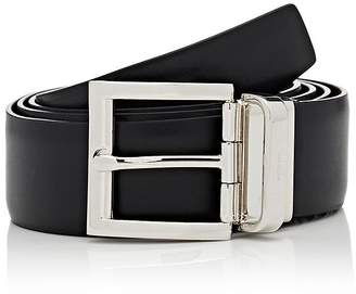 Prada Men's Reversible Saffiano Leather Belt
