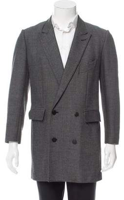 3.1 Phillip Lim Doubled-Breasted Coat