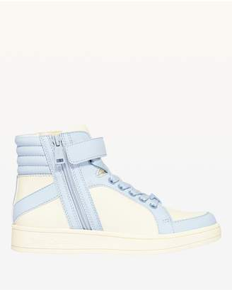 Juicy Couture Joss Leather High Top Sneaker
