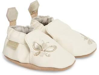 Robeez R) Bee Moccasin Sneaker