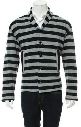 Barena Venezia Striped Wool Cardigan