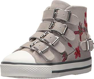 Ash Girls' Vava Flowers-t Sneaker