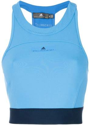 adidas by Stella McCartney Hot Yoga cropped top