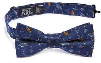 Nordstrom Print Silk Bow Tie
