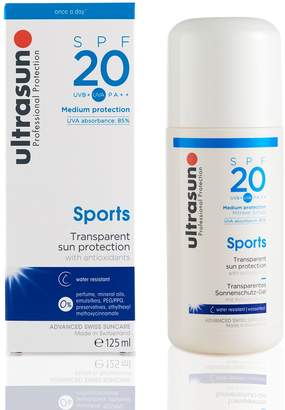 Ultrasun Ultra Sun Sports Gel SPF20