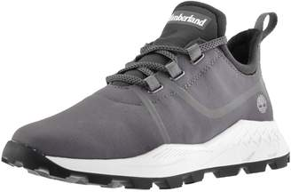 Timberland Brooklyn Oxford Ripstop Trainers Grey
