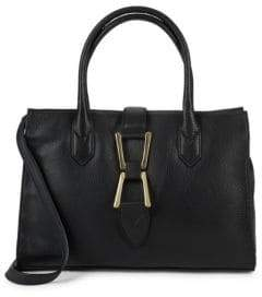 Sam Edelman Top Handle Leather Satchel