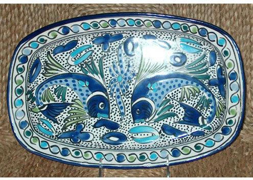 Le Souk Ceramique Rectangular Serving Platter