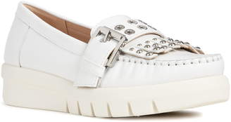 Geox Wimbley Studded Kiltie Loafer
