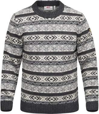 Fjallraven Ovik Folk Knit Sweater - Men's