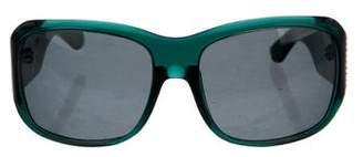 Boucheron Square Tinted Sunglasses