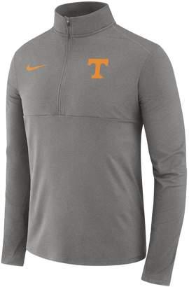 Nike Men's Tennessee Volunteers Element 1/2-Zip Pullover Top
