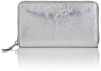 Balenciaga Women's Bazar Arena Leather Continental Wallet