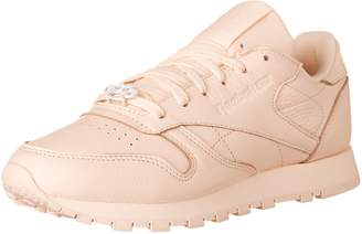 Reebok Classics Women's Leather L Fashion Sneakers