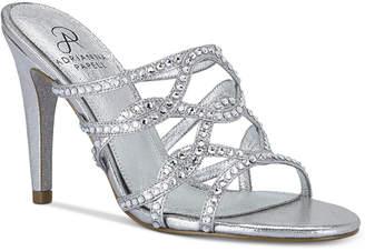 Adrianna Papell Emma Evening Sandals Women's Shoes