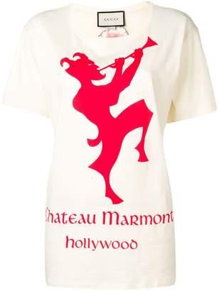 Gucci Chateau Marmont T-shirt