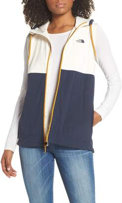 The North Face Mountain Insulated Zip Hooded Vest