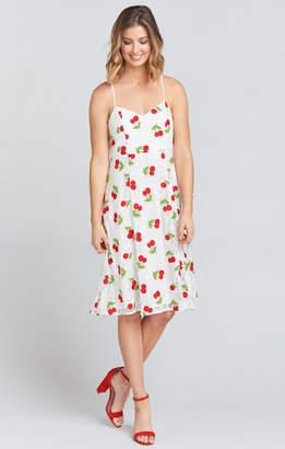 Show Me Your Mumu Carissa Dress ~ Very Cherry Lace